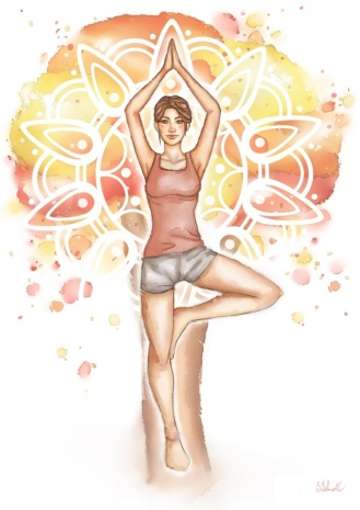 Yoga Freie Energiearbeit 2018-04-28